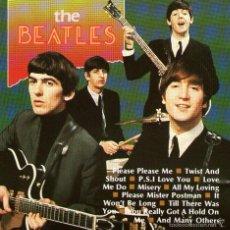 CDs de Música: THE BEATLES - CD ALBUM - 16 TRACKS - BRS - AÑO 1990. Lote 56038396