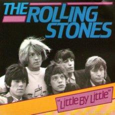 CDs de Música: THE ROLLING STONES - LITTLE BY LITTLE - CD ALBUM - 16 TRACKS - BRS - AÑO 1990. Lote 56038447