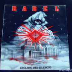 CDs de Música: BABEL ESCLAVO DEL SILENCIO LP. Lote 56047362