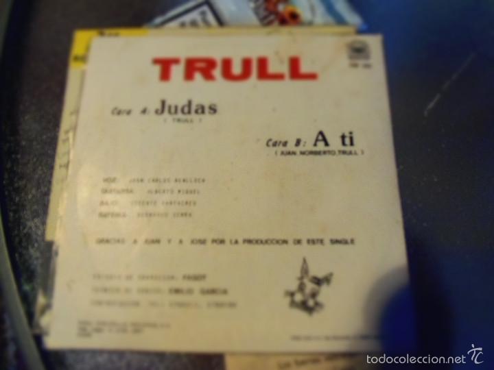 CDs de Música: TRULL JUDAS A TI SINGLE - Foto 2 - 56049357