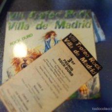 CDs de Música: FURIA ANIMAL SINGLE TROFEO VILLA DE MADRID. Lote 56049436