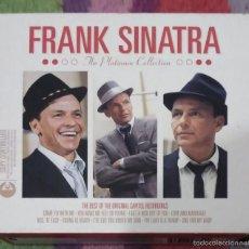 CDs de Música: FRANK SINATRA ( THE PLATINUM COLLECTION) 3 CD'S 2004. Lote 56052613
