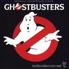 CDs de Música: CD - CHOSTBUSTERS - BANDA SONORA ORIGINAL. Lote 56052781