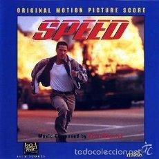 CDs de Música: CD - SPEED - BANDA SONORA ORIGINAL. Lote 56052995
