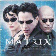 CDs de Música: CD - MATRIX - BANDA SONORA ORIGINAL. Lote 81011528