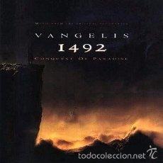 CDs de Música: CD - VANGELIS 1492 - BANDA SONORA ORIGINAL. Lote 56083924