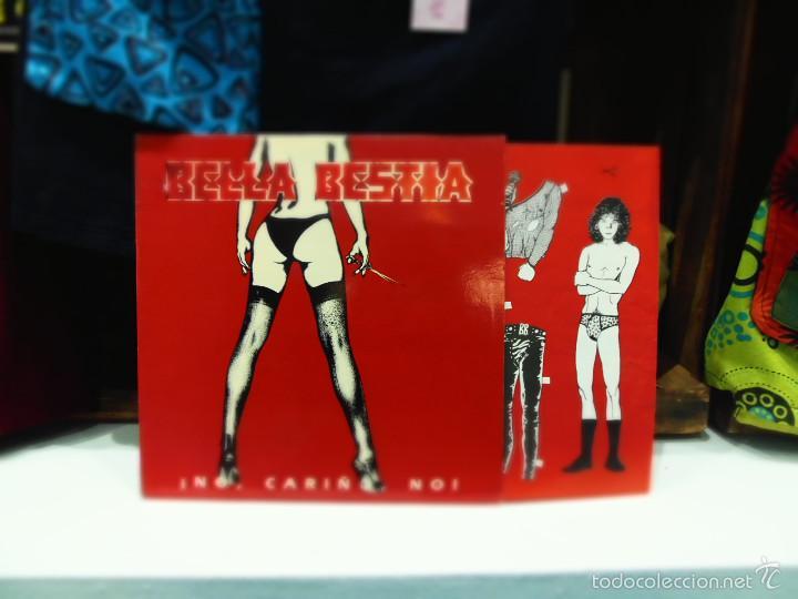 BELLA BESTIA NO CARINÑO NO LP (Música - CD's Heavy Metal)