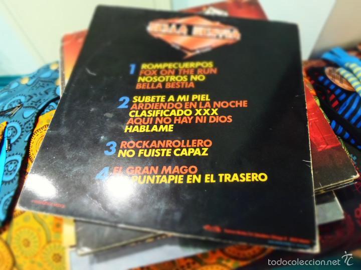 CDs de Música: BELLA BESTIA LISTA PARA MATAR LP - Foto 3 - 56086143