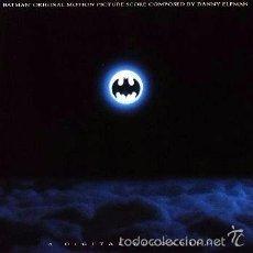 CDs de Música: CD - BATMAN - BANDA SONORA ORIGINAL. Lote 56086501