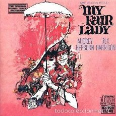 CDs de Música: CD - MY FAIR LADY - BANDA SONORA ORIGINAL. Lote 56086908