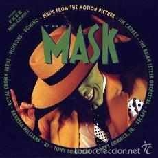 CDs de Música: CD - THE MASK - BANDA SONORA ORIGINAL. Lote 56086982
