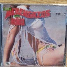 CDs de Música: LOS MERENGAZOS DEL AÑO. VOL. 7 CD / KUBANEY-CANADÁ - 1990. 10 TEMAS / PRECINTADO.. Lote 58562062