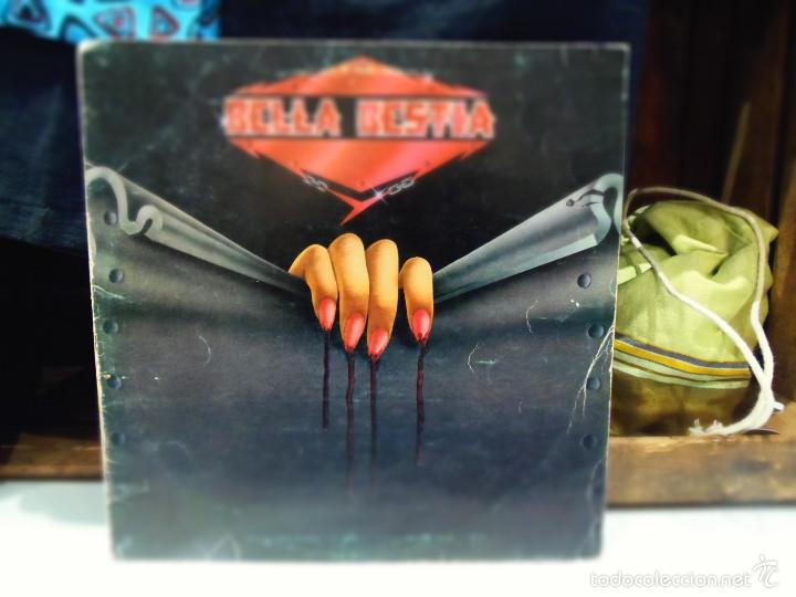 BELLA BESTIA PRIMER LP (Música - CD's Heavy Metal)