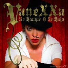 CDs de Música: VANEXXA * CD * SE ROMPE O SE RAJA * PRECINTADO!!. Lote 114726916