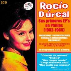 CDs de Música: RAMALAMA - ROCIO DURCAL, ( RO 52092 ). Lote 56092767