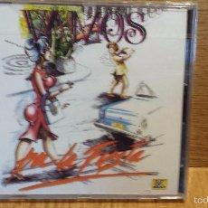 CDs de Música: VAMOS PA LA FIESTA. CD / KUBANEY-CANADÁ - 1991. 15 TEMAS / PRECINTADO.. Lote 56095885