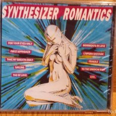 CDs de Música: SINTHESIZER ROMANTICS. CD / DIVUCSA - 1990. 14 TEMAS / PRECINTADO.. Lote 56096285