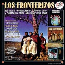 CDs de Música: RAMALAMA - FRONTERIZOS ( RM-53822 ). Lote 56101624