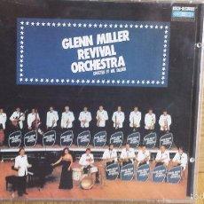 CDs de Música: GLENN MILLER. REVIVAL ORCHESTRA. CD / KOCH RECORDS - AUSTRIA. 12 TEMAS / CALIDAD LUJO. Lote 56105869