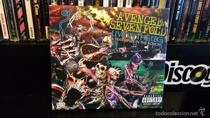 AVENGED SEVENFOLD - LIVE AT THE LBC & DIAMONDS IN THE ROUGH - CD+DVD (Música - CD's Heavy Metal)