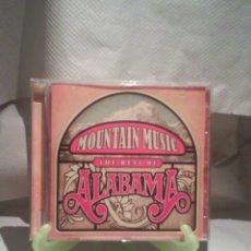 CDs de Música: CD MOUNTAIN MUSIC - THE BEST OF ALABAMA. Lote 56131937
