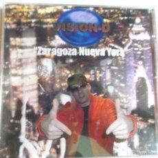 CDs de Música: VISION - D ZARAGOZA NUEVA YORK - CITYD RECORDS HIP HOP. Lote 56166362