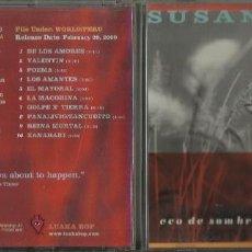 CDs de Música: SUSANA BACA CD PROMOCIONAL ECO DE SOMBRAS.2000. Lote 56166675