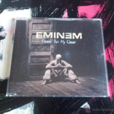CDs de Música: EMINEM - CLEANIN´ OUT MY CLOSET - CD SINGLE - 4 TRACKS - AFTERMATH - 2002 . Lote 56171066