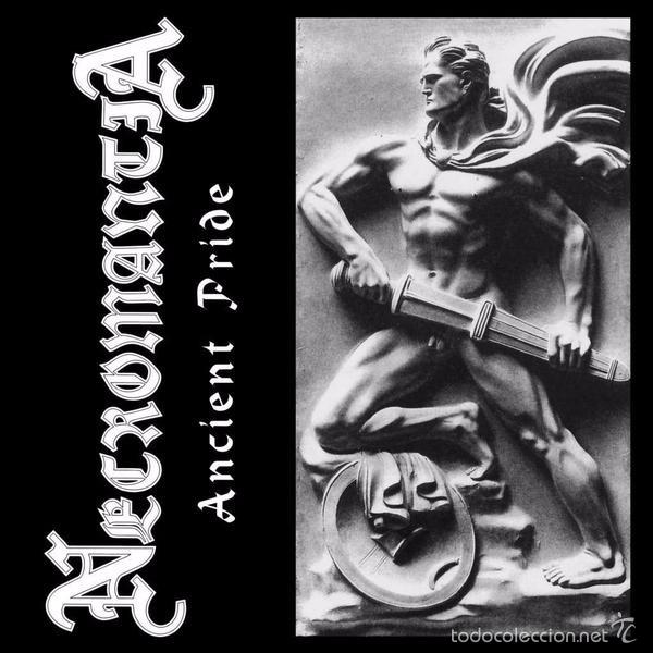 NECROMANTIA - ANCIENT PRIDE - MCD [OSMOSE PRODUCTIONS, 2015] (Música - CD's Heavy Metal)