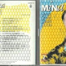 CDs de Música: MINA CD DOBLE (2CDS) SELLO HISPAVOX AÑO 1994 EDITADO EN ESPAÑA. Lote 56184177