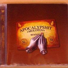CDs de Música: MOLOTOV - APOCALYPSHIT (CD) 1999. Lote 56184376