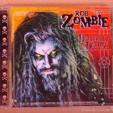 CDs de Música: ROB ZOMBIE - HELLBILLY DELUXE (CD) 1998. Lote 56184889