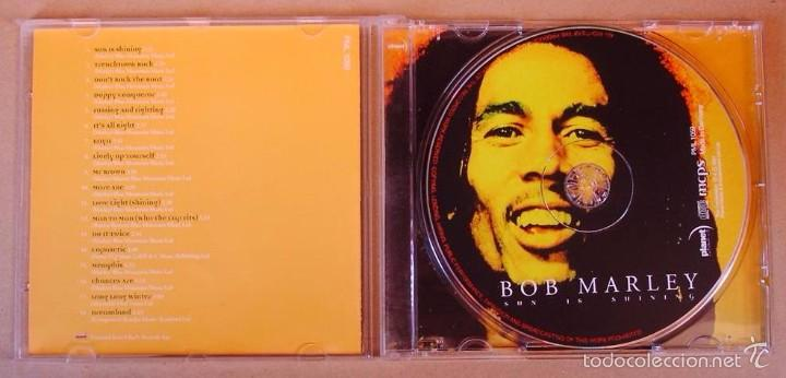 CDs de Música: BOB MARLEY - SUN IN SHINING (CD) 2001 - Foto 2 - 56185473