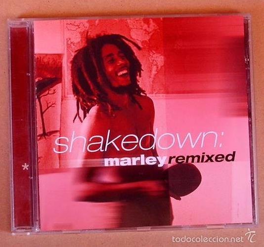 SHAKEDOWN - MARLEY REMIXED (CD) 2001 (Música - CD's Reggae)