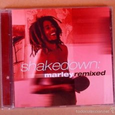 CDs de Música: SHAKEDOWN - MARLEY REMIXED (CD) 2001. Lote 56185711