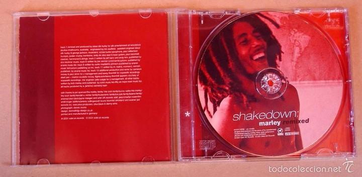 CDs de Música: SHAKEDOWN - MARLEY REMIXED (CD) 2001 - Foto 2 - 56185711
