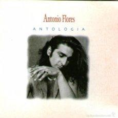 CDs de Música: ANTONIO FLORES - ANTOLOGÍA - CD ALBUM - 17 TRACKS - RCA / BMG 1996. Lote 56186903