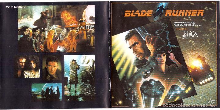 CDs de Música: CD Blade Runner (BSO) - Foto 2 - 56190760