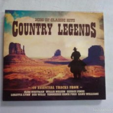CDs de Música: CD. COUNTRY LEGENDS. 2014. Lote 56199649