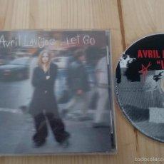 CDs de Música: AVRIL LAVIGNE-LET GO. Lote 56201321
