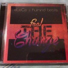 CDs de Música: CD MAQUETA ORIGINAL ELECE & KULDMIND BEATS - FEEL THE CHANGE / RAP HIP HOP ESPAÑOL / RARO!!!!!. Lote 56203680