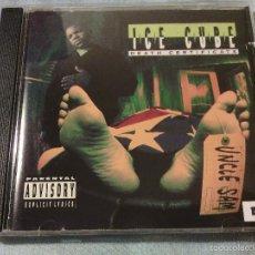CDs de Música: CD ORIGINAL ICE CUBE - DEATH CERTIFICATE / RAP HIP HOP USA / PRESS 1991 / MUY RARO!!!!!. Lote 56204460
