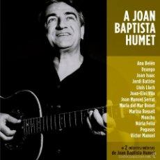 CDs de Música: RAMALAMA VARIOS - A JOAN BAPTISTA HUMET ( RM 55362 ). Lote 151706633