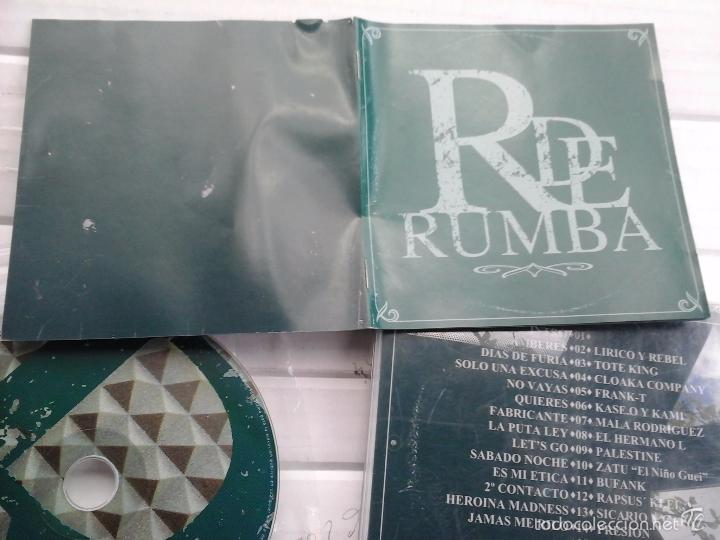MUSICA CD RAP HIP HOP ESPANOL R DE RUMBA OA.E (Música - CD's Hip hop)