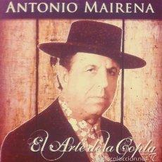 CDs de Música: ANTONIO MAIRENA - EL ARTE DE LA COPLA - CD 12 TEMAS. Lote 56211174