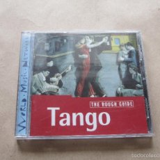 CDs de Música: V/A - THE ROUGH GUIDE TO TANGO CD. Lote 56218738
