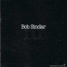 CDs de Música: BOB SINCLAR - III - DEFECTED RECORD 2003. Lote 56219832