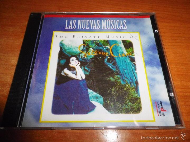 SUZANNE CIANI THE PRIVATE MUSIC OF CD ALBUM 1995 ESPAÑA CONTIENE 14 TEMAS NEW AGE (Música - CD's New age)