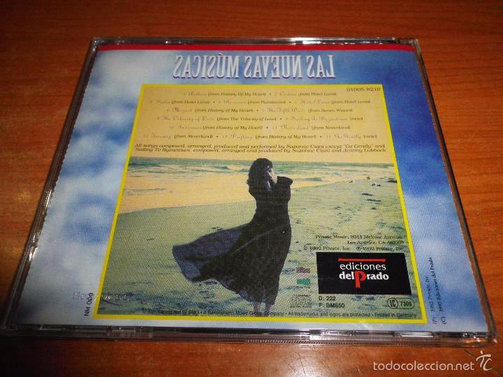 CDs de Música: SUZANNE CIANI The private music of CD ALBUM 1995 ESPAÑA CONTIENE 14 TEMAS NEW AGE - Foto 2 - 56240912