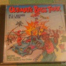 CDs de Música: D.J. MADNESS & DR. BOOM ?– ULTIMATE BASS TRAX - VOLUME 3.1994.PRECINTADO.. Lote 56254073
